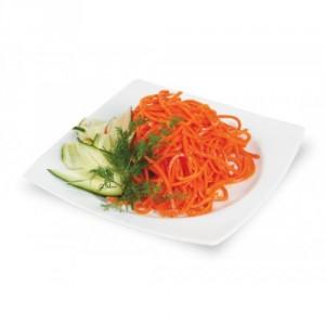 Морковка по корейски